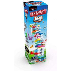 Monopoly Jenga Game