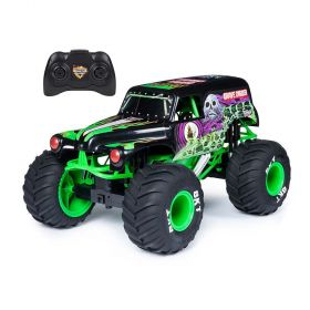 Monster Jam - Grave Digger Remote Control Monster Truck 1:10 Scale