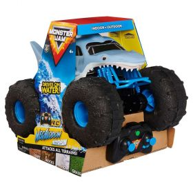 Monster Jam Official Megalodon Storm All-Terrain R/C Monster Truck
