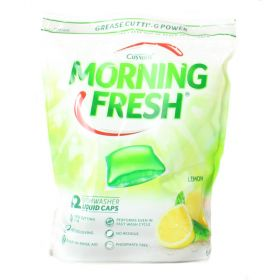 Morning Fresh Dishwasher liquid 42 Lemon Capsule