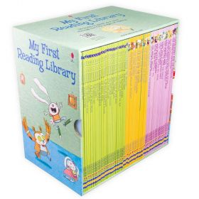 My First Reading Library 50 Books Box Set