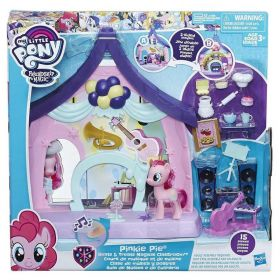 My Little Pony Pinkie Pie Beats Treats Magical Classroom Playset