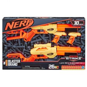 Nerf Alpha Strike Lynx SD-1 and Stinger SD-1 Multi-Pack