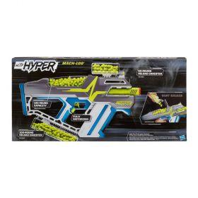 Nerf Hyper Mach-100 Fully Motorized Blaster