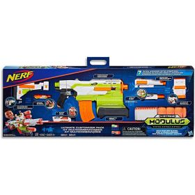 Nerf Modulus Ultimate Customizer Blaster Mega Pack