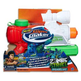 NERF Super Soaker Dreadsight Zombie Strike Water Blaster