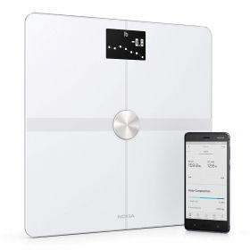 Nokia Body + Body Composition WiFi Scale
