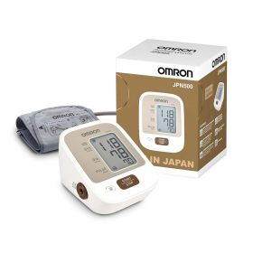 Omron JPN-500 Upper Arm Blood Pressure Monitor