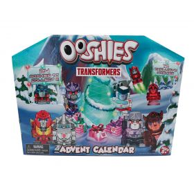 Ooshies Transformers Advent Calendar