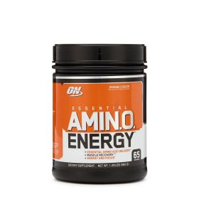 Optimum Nutrition Amino Energy Orange Cooler 65 Serving