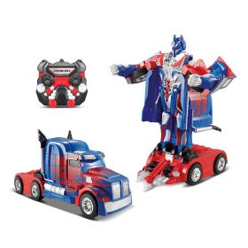 Troopers Fierce Series Robot Transformer Truck Toy – R/C Remote Control