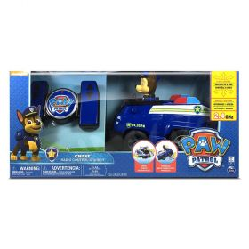 Paw Patrol Chase Remote Control Cruiser