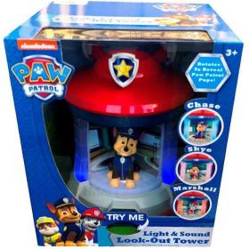 Paw Patrol Light and Sound Look-out Tower
