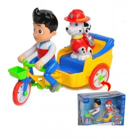 Paw Patrol Dog Electric Tricycle