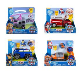 Paw Patrol Deluxe Feature Vehicle Assorted