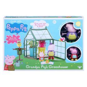 Peppa Pig Grow & Play Grandpa Pig Greenhouse