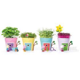 Peppa Pig Grow & Play Peppa Pots - Assorted