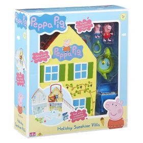 Peppa Pig Holiday Sunshine Villa