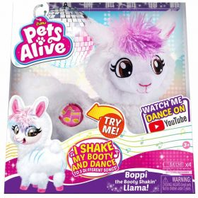 Pets Alive Boppi the Booty Shakin' Llama Pre-Order