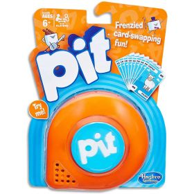 Pit Classic Family Card Game