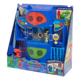 PJ Masks Mission Control Headquarter Playset