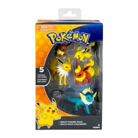 Pokemon Pikachu Action Figure Toy Pack