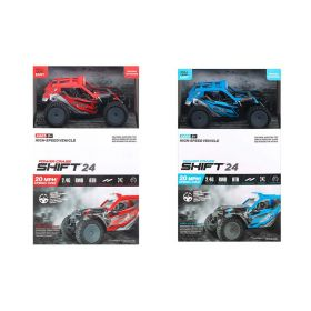Power Craze Shift 2.4G Remote Control Buggy