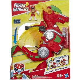 Power Rangers - Red Ranger & Dragon Thunderzord
