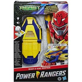 Power Rangers Beast X King Morpher