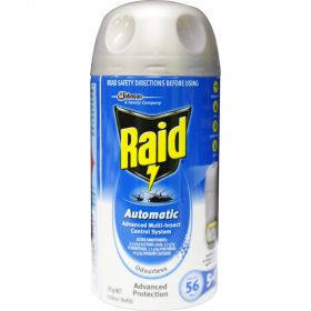 Raid Automatic Multi-Insect Indoor Insect Control Refill 185g