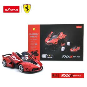 Rastar – R/C 1:18 Ferrari FXX K EVO Building Kit
