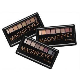 Rimmel Magnifeyes Eyeshadow 8 Pan 003 Grunge Glamour
