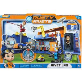 Rusty Rivets Rivet Lab