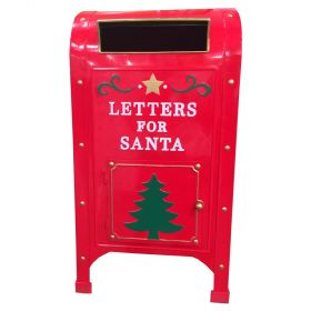 Letters for Santa Mailbox Christmas Decoration