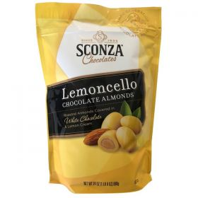 Sconza Lemoncello Chocolate Almond 680g