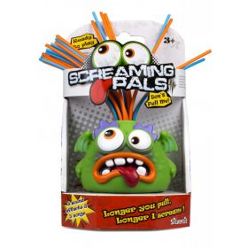 SilverLit Screaming Pals Interactive Screaming Monsters