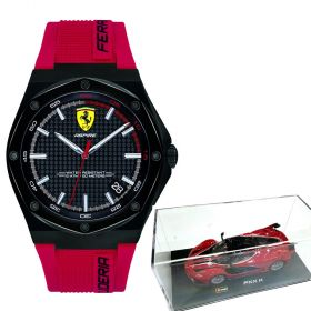 Scuderia Ferrari Aspire Watch Special Edition Gift Set
