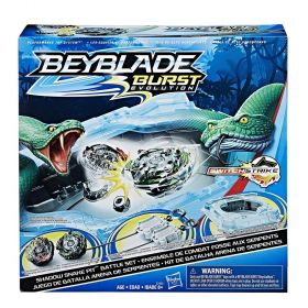 Beyblade Burst Shadow Snake Pit Battle Set
