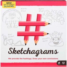 Sketchagrams Sketching Game