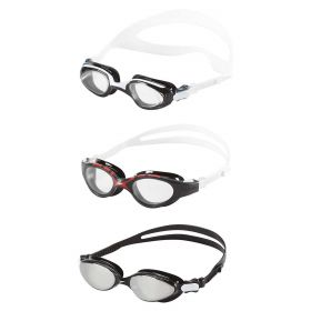 Speedo Goggle Adult 3 Pack-Mens