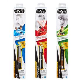 Star Wars Sw Rp Electronic Lvl 2 Lightsaber Assorted