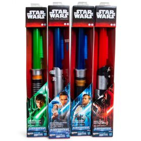 Starwars E8 Electronic Lightsaber Assorted