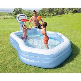 Swim Centre Shootin Hoops Family Pool