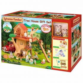 Sylvanian Families Tree House Gift Set