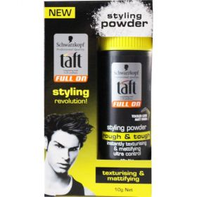 Schwarzkopf Taft Hair Styling Powder Rough & Tough 10g