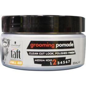 Taft Full On Grooming Pomade 85ml