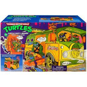 Teenage Mutant Ninja Turtles Classic Party Wagon