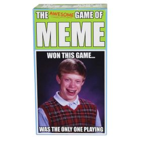 The Awesome Game of Meme