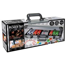 The Ultimate Poker Set