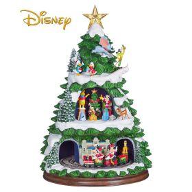 The Wonderful World of Disney Animated Christmas Tree With Music